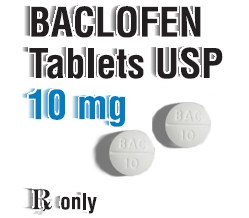 baclofen used for withdrawl-treatment