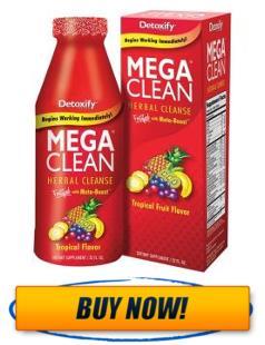 MegaClean Detox Drink