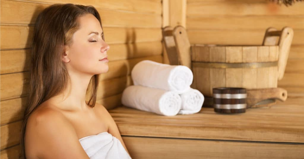 Can you detox drugs by sweating in a sauna?
