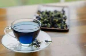 Palo Azul Detox Tea in cup
