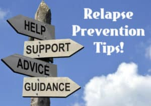 Prevent Relapse and start new